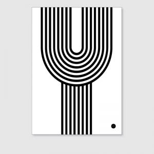 The Y | Unframed Print