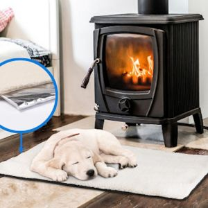 Thermal Self Heating Pet Bed