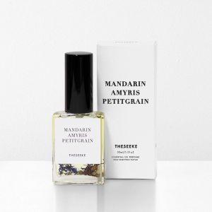 Theseeke Mandarin Amyris & Petitgrain Oil 30ml   by Aura Home
