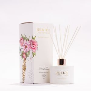 Thyme & Olive Leaf   BLOOM Scented Diffuser By Lee & Lou