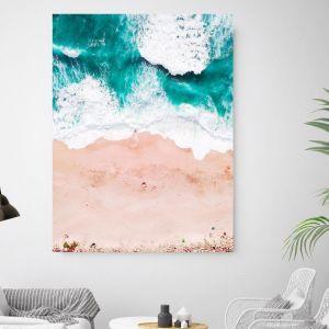 Tidal | Canvas Wall Art by Beach Lane