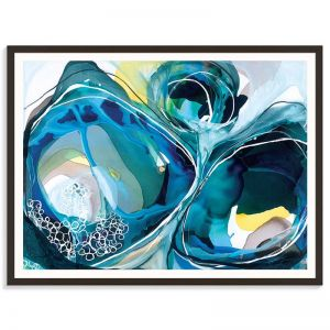 Tidal Shift | Lara Scolari | Canvas or Prints by Artist Lane