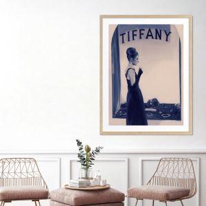 Tiffany Blue Poster