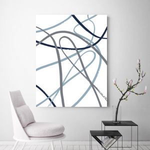 Tiny Dancer | Canvas Wall Art by Beach Lane