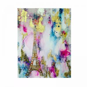To Paris with Love | Original Artwork on Canvas