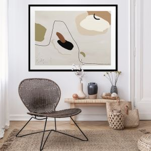 To the Wire I | Canvas Art Print