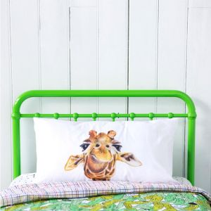 Toby the Giraffe Pillowcase | by For Me By Dee