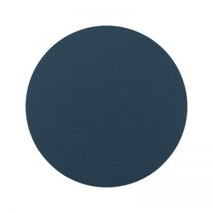 Togo Faux Leather Coaster Set | Blue | CLU Living
