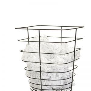 Trash | Waste paper Bin | White | by Bendo