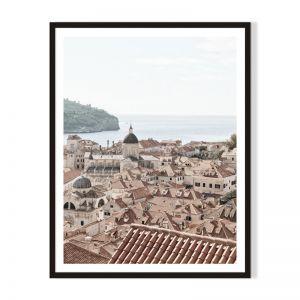 Travelling | Framed Print by Artefocus