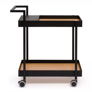 Tray Storage Bar Trolley | CLU Living