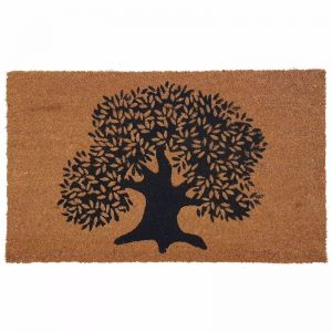 Tree of Life Doormat | Phthalate Free PVC Backed Coir