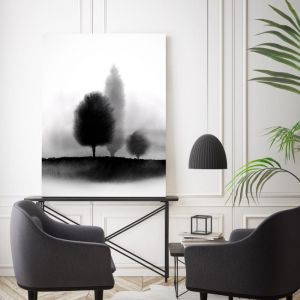 Treescape | Canvas Wall Art by Beach Lane