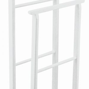 Trevor Clothes Hanger | Modern Furniture | White