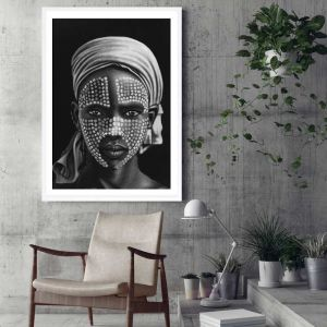 Tribal Premium Art Print (Various Sizes)