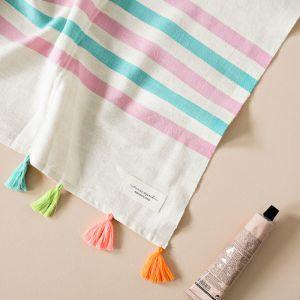 Tropez Turkish Towel | Candy