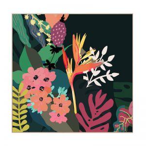 Tropic Garden | Boxed Canvas Print
