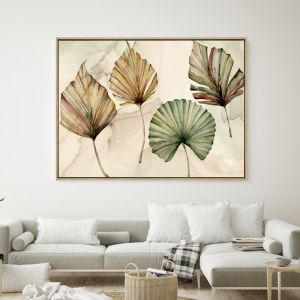Tropical Autumn | Shadow Framed Wall Art