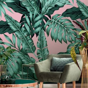 Tropical Leaves | Wallpaper