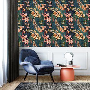 Tropical Nights | Wallpaper
