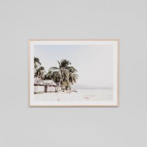 Tropical Resort | Framed Photographic Print