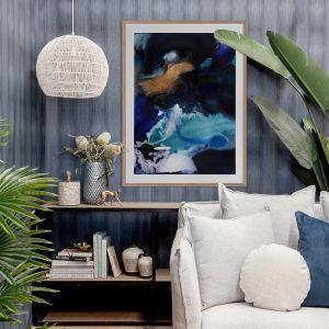 Tsunami I | Framed Art Print