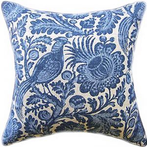 Tucker Chambray Outdoor / Indoor Cushion Cover