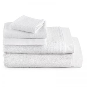 Turkish Towels | Bamboo/Cotton - White