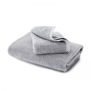 Tweed Grey Towels | Face Towel