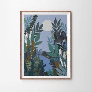 Twilight Forest | Art Print | By Violet Eyes