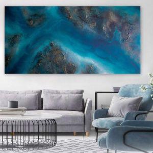 Twilight Reef by Petra Meikle De Vlas | Original Artwork | Art Lovers Australia