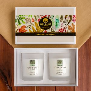 Twin Reef Candle | Gift Box | Surf Coast Candles