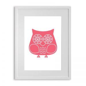 Ubabub Pink Hoot Print