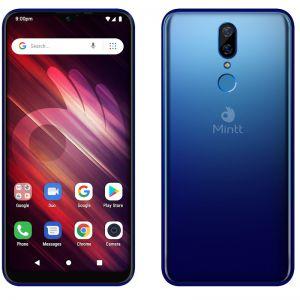 UltraMintt X3 4G Smartphone | Cobalt