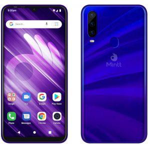 UltraMintt Y3 4G Smartphone - Amethyst