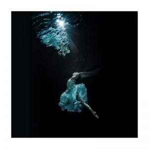Underwater Dancer II | Canvas Print