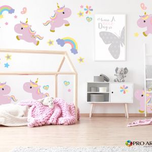 Unicorns | Wallpaper Cut Outs