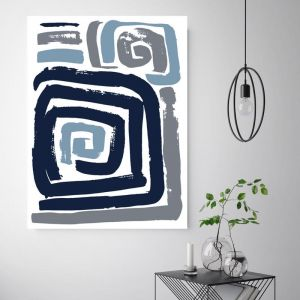 Unwind | Canvas Wall Art by Beach Lane