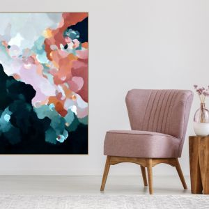 Up In The Clouds 3 | Unframed Limited Edition Print By Lauren Danger