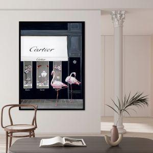 Upper East Side | Framed Art Print