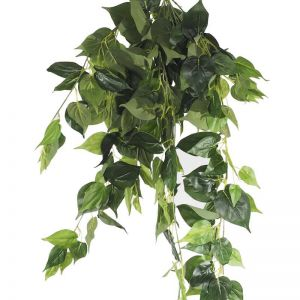 UV Philodendron Garland Bush | 100cm