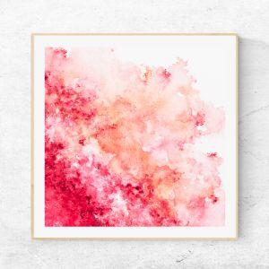Valentine | Abstract Art Print by Tina Koresis
