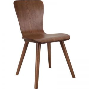Valley Dining Chair | Cocoa | Modern Furniture