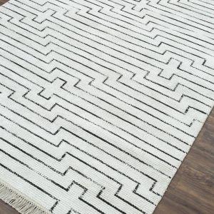 Vaporous | Handmade Art Silk Rug