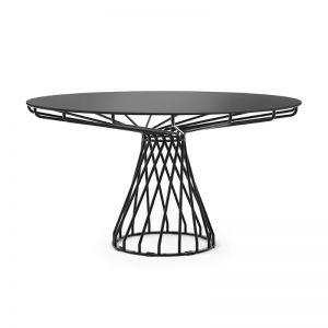 Velletri Black 150cm HPL Board | Indoor Outdoor Dining Table | PRE-ORDER