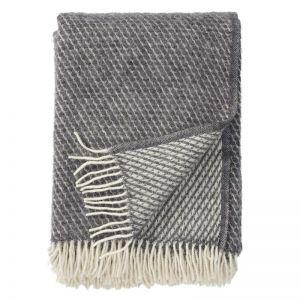 Velvet Blanket | Grey