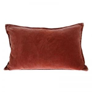 Velvet Cushion | Terra | HK Living