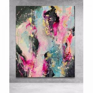 Velvet hour | Original artwork on canvas
