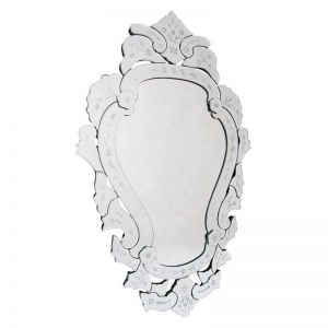 Venetian Scroll Mirror | by Dasch Design