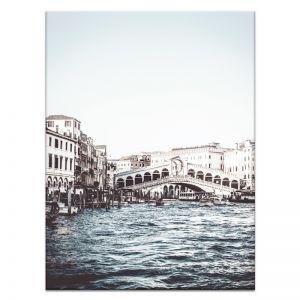 Venice Rialto   Canvas or Art Print   Framed or Unframed
